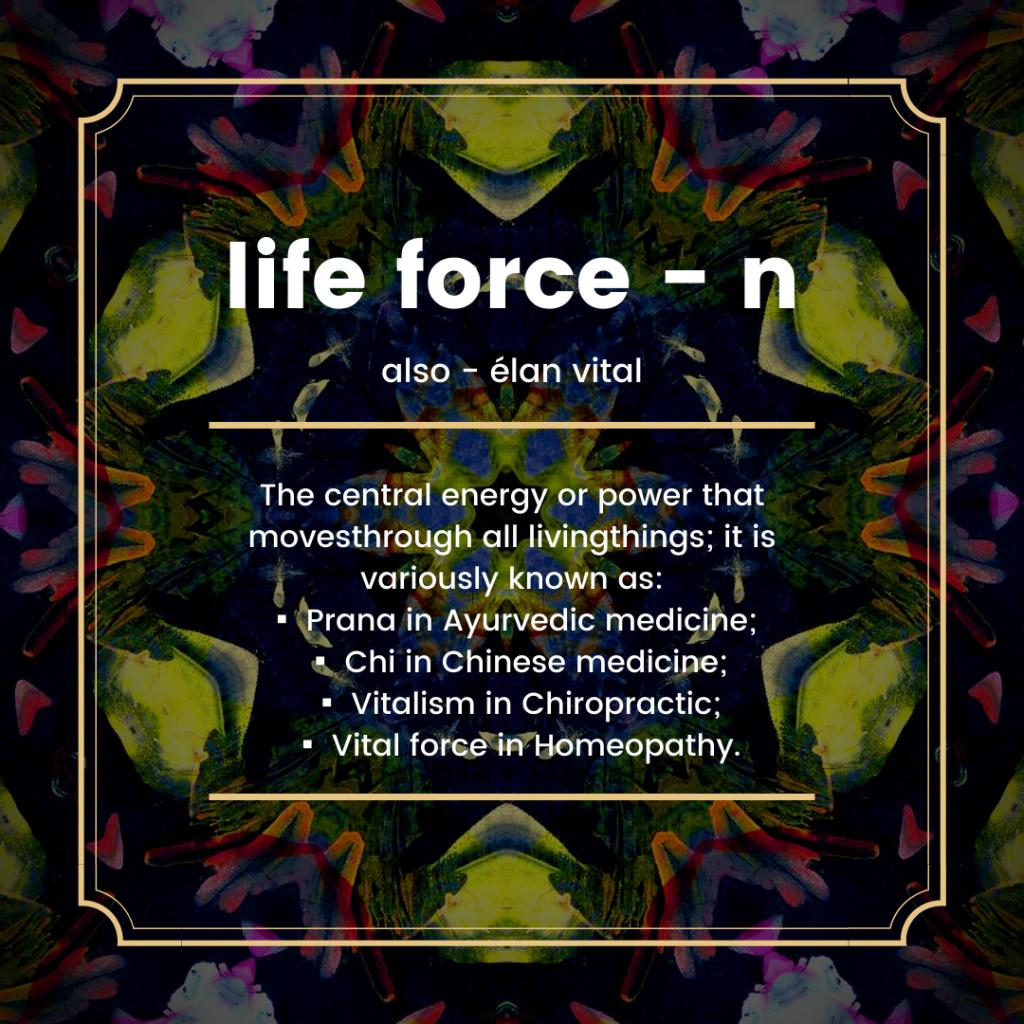 energy and nature magic